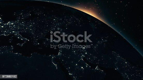 499002117istockphoto Planet Earth 972880152