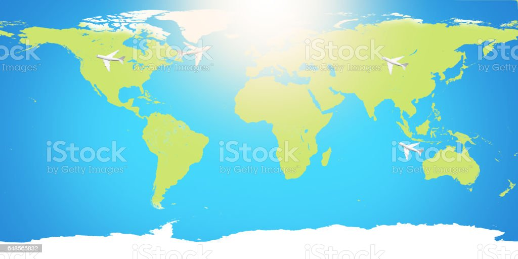 Planet earth world map elements of this image furnished by nasa planet earth world map elements of this image furnished by nasa foto de stock gumiabroncs Gallery