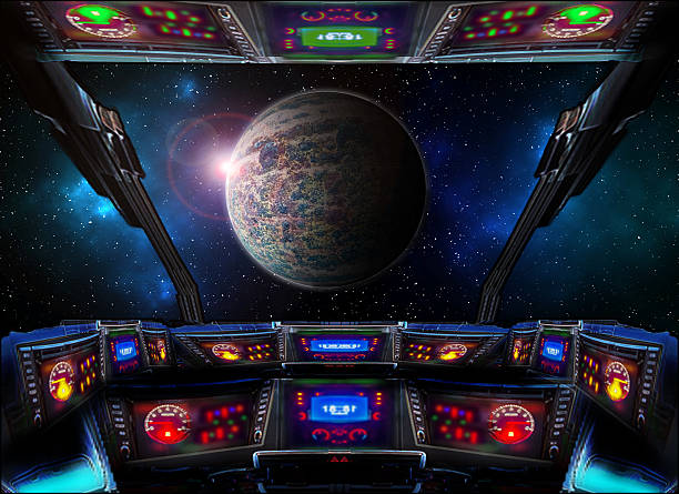 planet g. - space exploration stock photos and pictures
