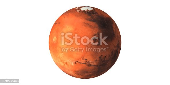 istock Planet mars the red planet 978568446