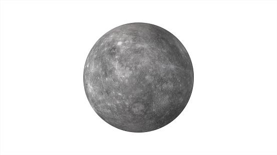 planet mercury solar system