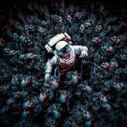 istock Planet of terror 961395202