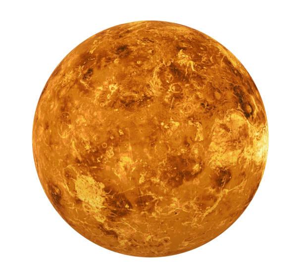 isolés de la planète vénus - venus photos et images de collection
