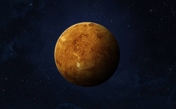 planète vénus. - venus photos et images de collection