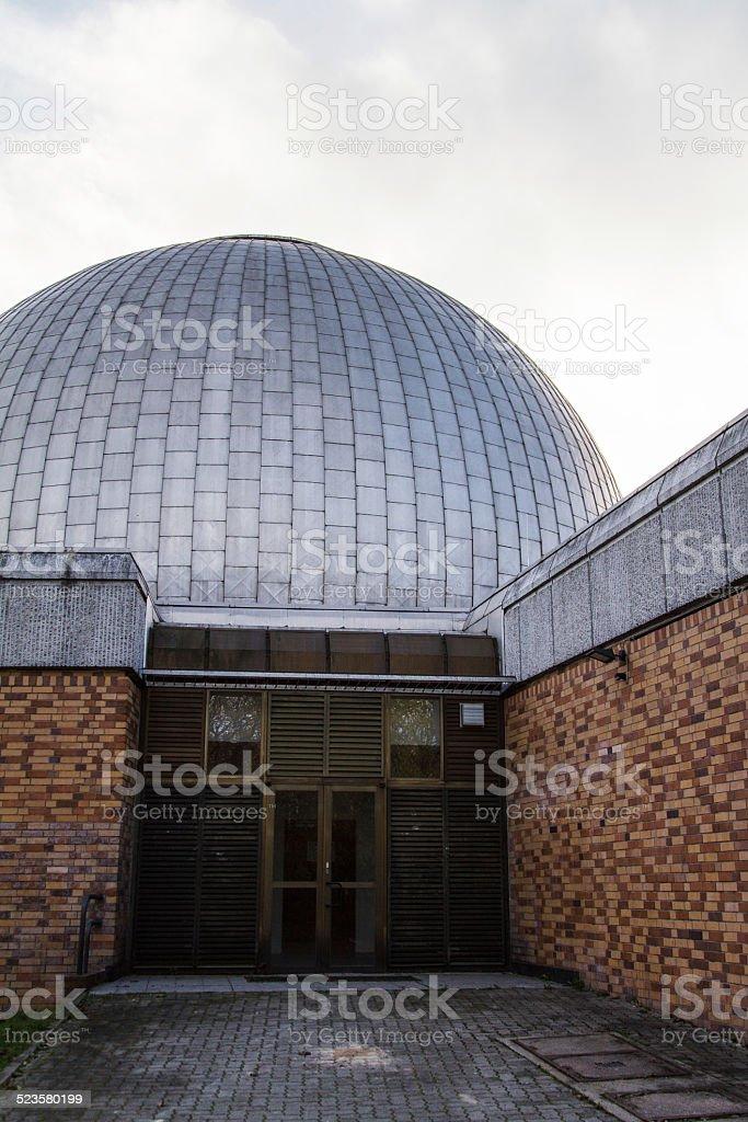 Planetarium Berlin Prenzlauer Berg stock photo