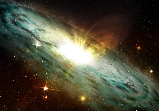 planetary nebulosa - big bang foto e immagini stock