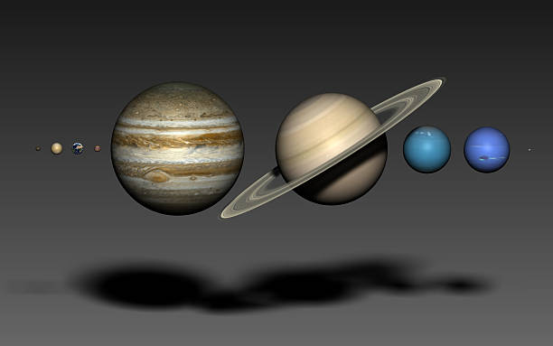 Royalty Free Solar System Diagram Pictures Images And Stock Photos