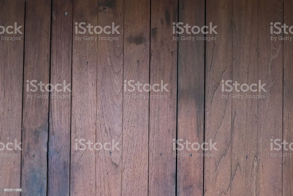Planks of wood damaged by the aging proces stock photo