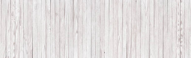 planks table painted white, blank background wooden shield. wood texture close-up - whitewashed stock photos and pictures