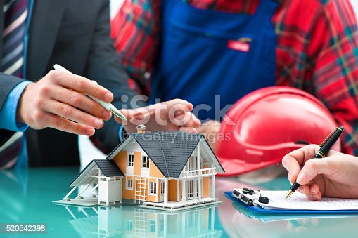 532257236istockphoto Planning a new project 520542398
