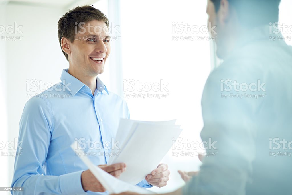 Planning business stock photo