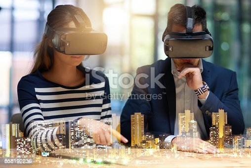 istock Planning for the world of tomorrow 858192236