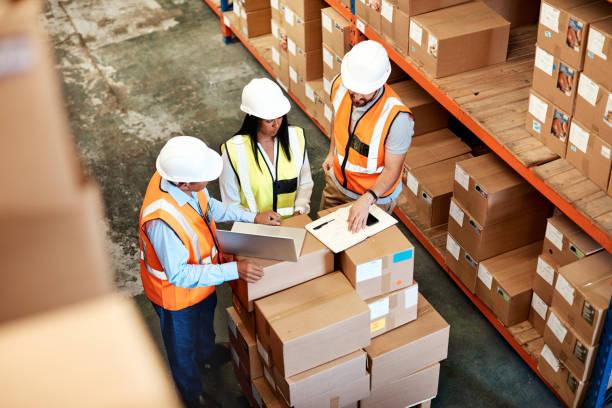 Planung logistischer Prozesse – Foto