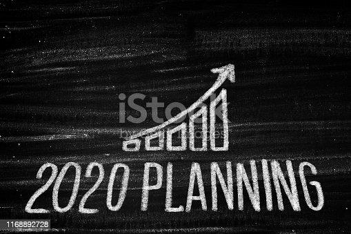 istock 2020 Planning 1168892728