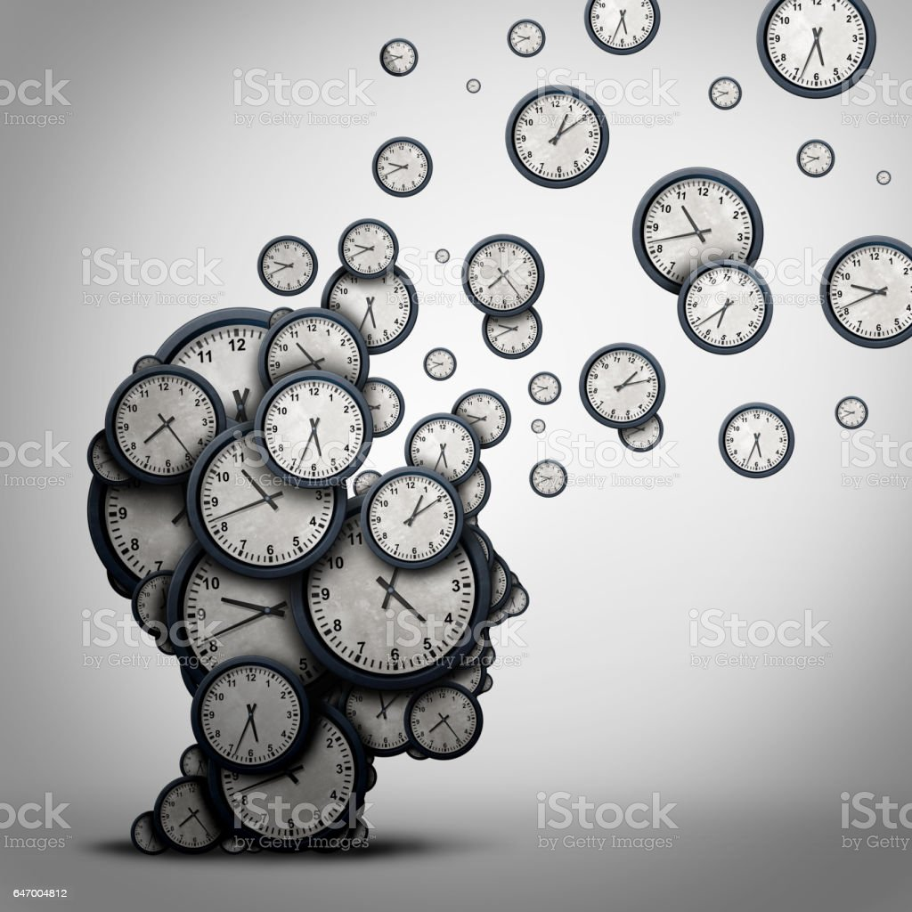 Planning Time Concept stock photo