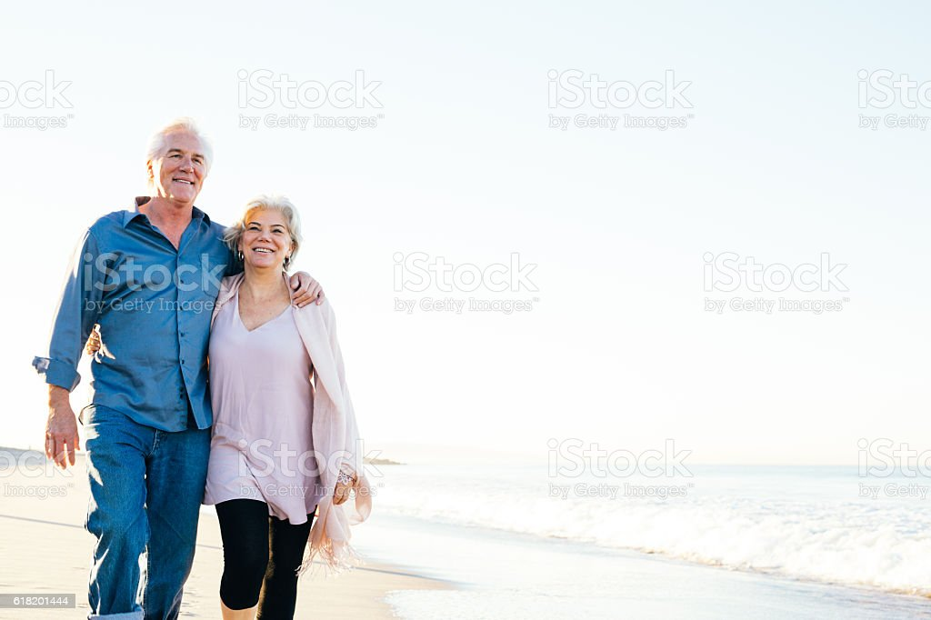 Planning your retirement stock photo