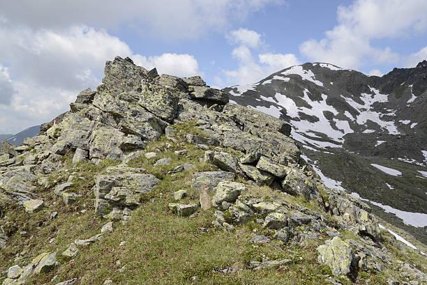planskopf, mountain in österreich - fiss tirol stock-fotos und bilder