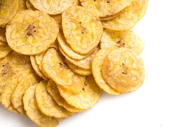 플렌틴 바나나 칩 - 플렌틴 바나나 뉴스 사진 이미지