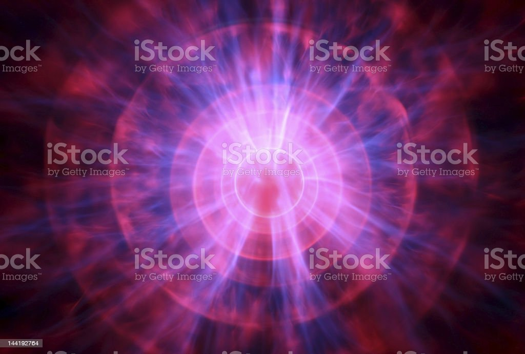 Pelota de plasma - foto de stock