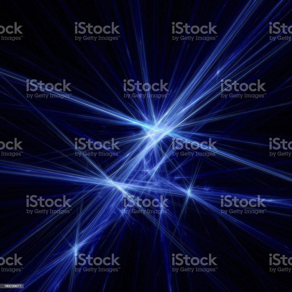 PlasmaLights™ Sparks royalty-free stock photo