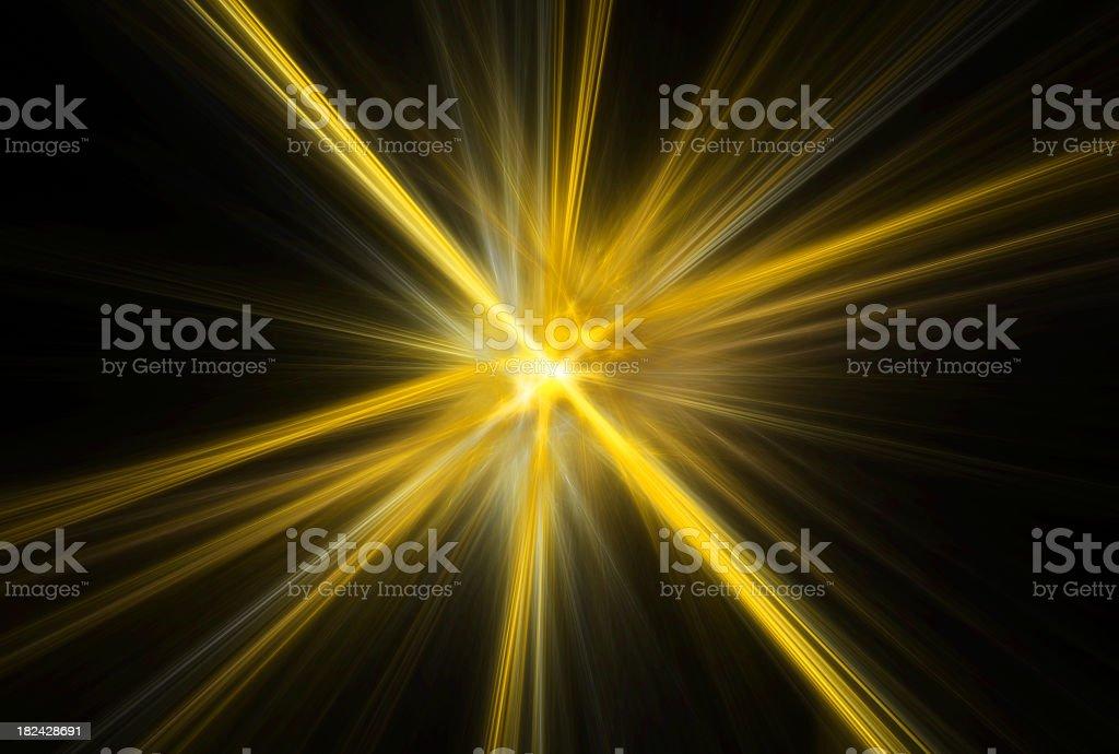 PlasmaLights™ Starlight royalty-free stock photo