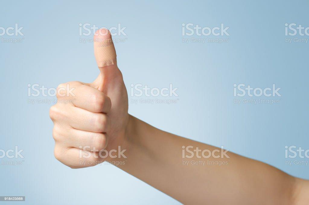 Verputz auf weibliche thumb – Foto