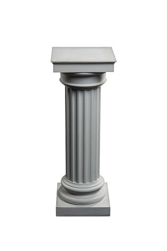 868667742 istock photo plaster sculpture of Venus on a white background, gypsum 868663116