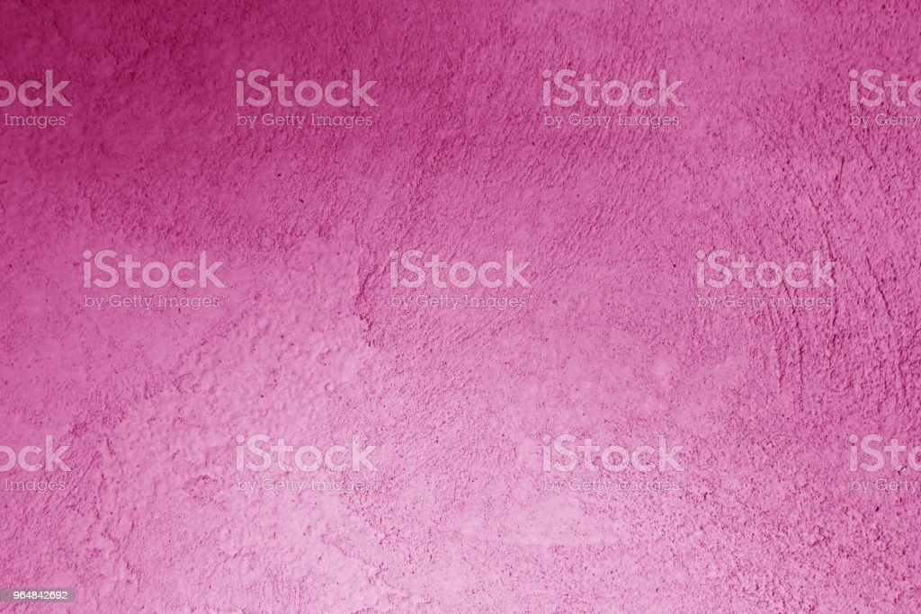Plaster wall texture in pink color. royalty-free stock photo