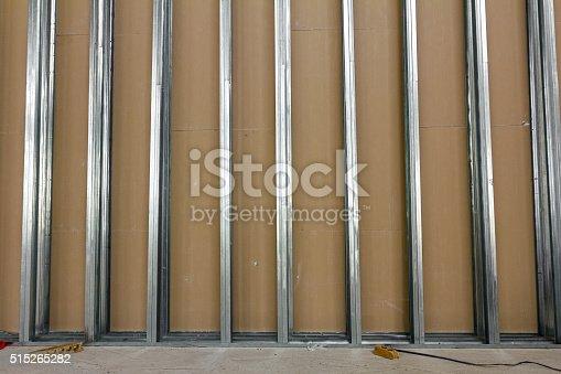 istock Plasterboard wall 515265282