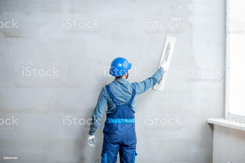 Gipser arbeiten im Innenbereich – Foto