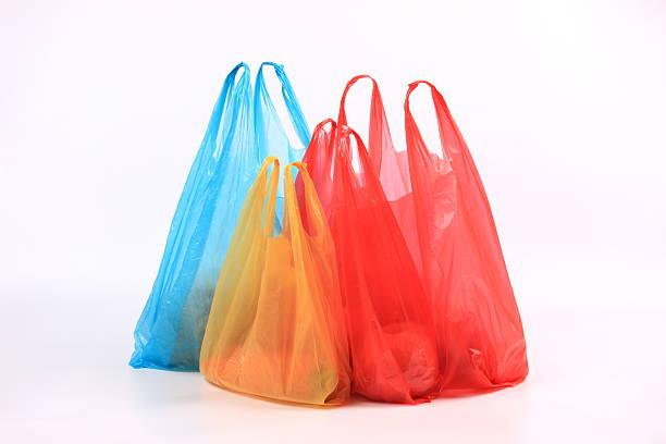 sac en plastique - sac en plastique photos et images de collection