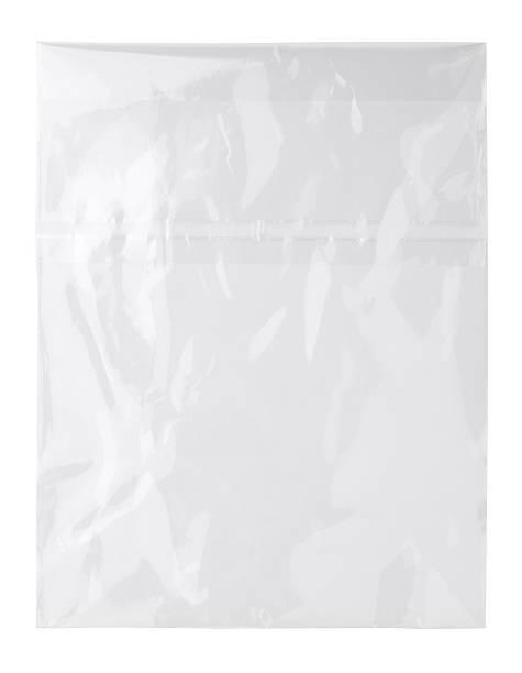 プラスチック製の袋 - 透明 ストックフォトと画像