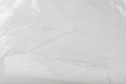 Plastic Bag Texture Background