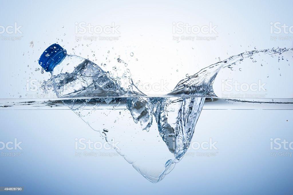 Kunststoff-Flasche dive – Foto