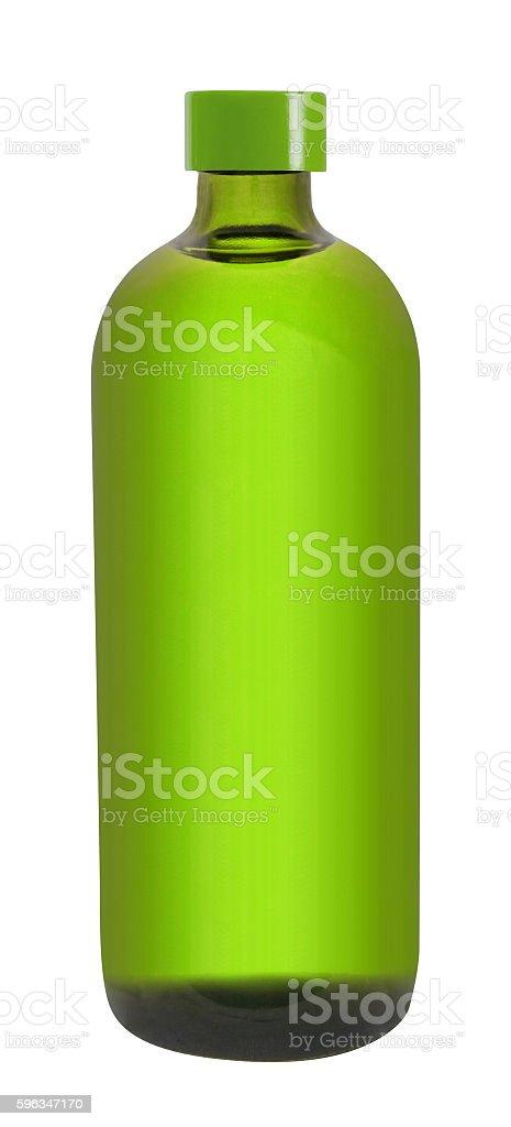 Kunststoff-Flasche Mineralwasser Lizenzfreies stock-foto