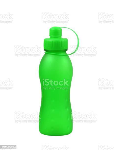 Kunststoffflasche Auf Weißem Hintergrund Stockfoto und mehr Bilder von Atelier
