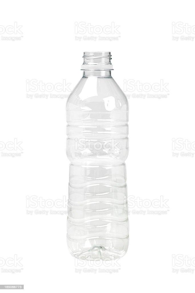 Kunststoff-Flasche Lizenzfreies stock-foto