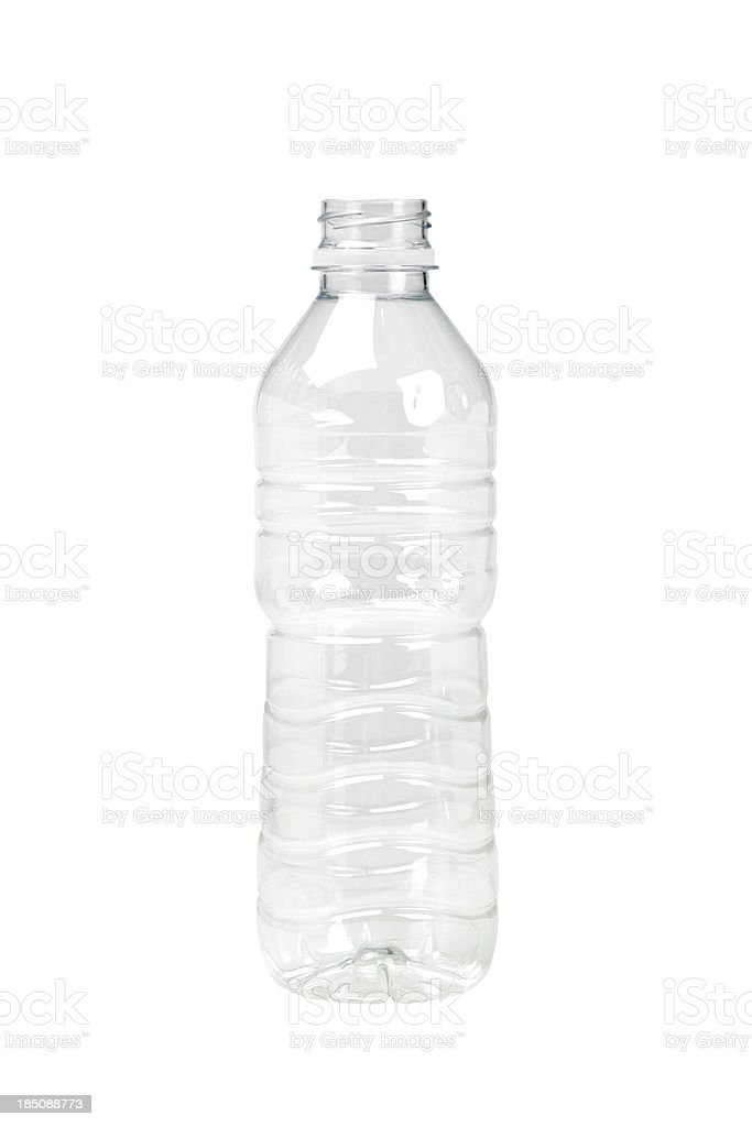 Kunststoff-Flasche – Foto