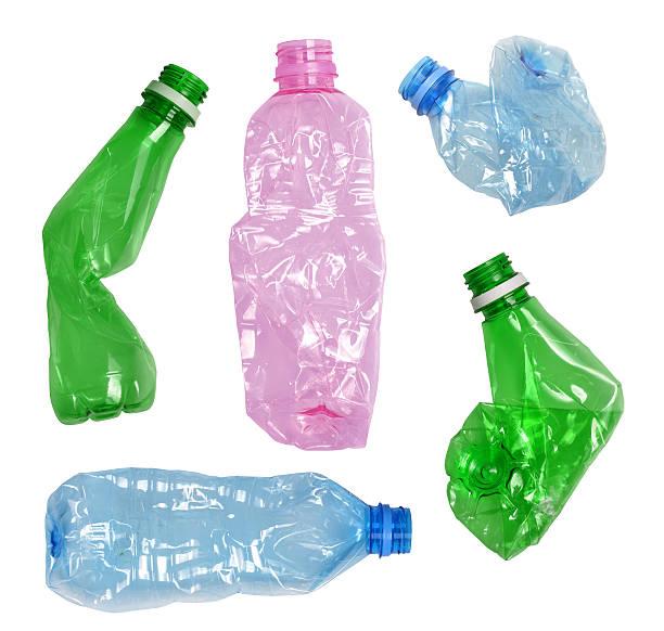 plastic bottles - pet bottles bildbanksfoton och bilder