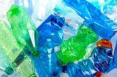 プラスチック製ボトル