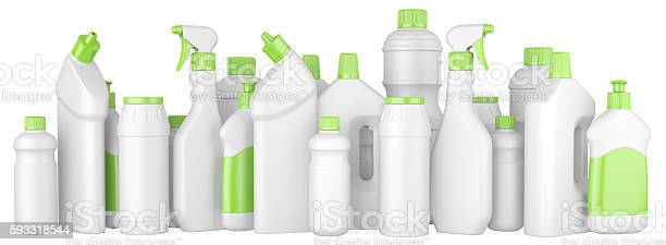 Plastic detergent bottles with green caps in a row picture id593318544?b=1&k=6&m=593318544&s=612x612&h=9uulz nauloi7yvsxybo52kqxs4c1l1ubsbzbbglon8=