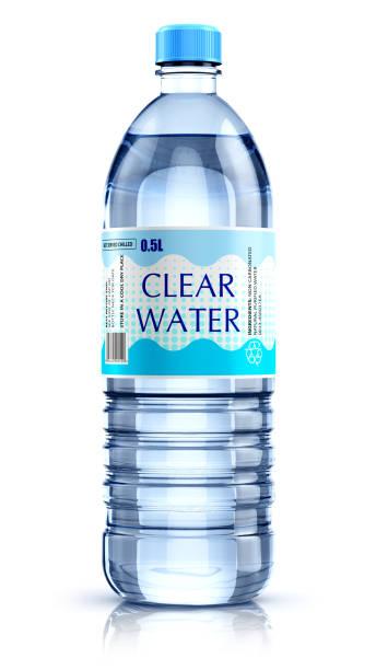 garrafa de água de bebida de plástico - sports water bottle - fotografias e filmes do acervo