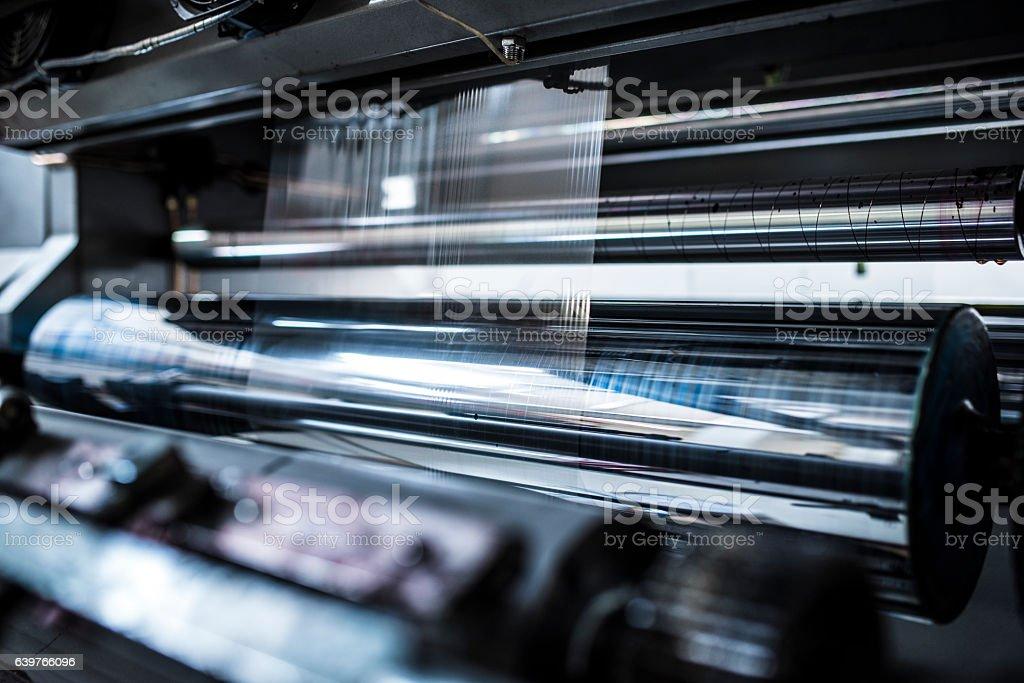 Plastic fantastic stock photo