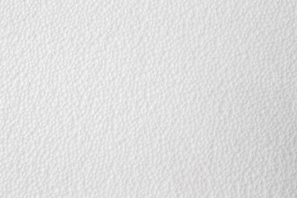 Plastic foam sheet texture Plastic foam sheet texture background polystyrene stock pictures, royalty-free photos & images