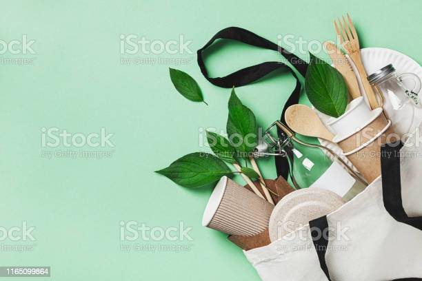 Plastic free set with eco cotton bag glass jar green leaves and top picture id1165099864?b=1&k=6&m=1165099864&s=612x612&h=t8jc6g6bgimukac0wjkytcscpwt8qp3iqetuasyie 0=