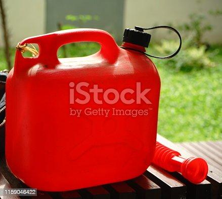 Single Object, Engine, Bucket, Gallon, Lubrication