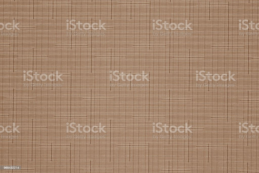 Plastic pattern background in brown color. zbiór zdjęć royalty-free