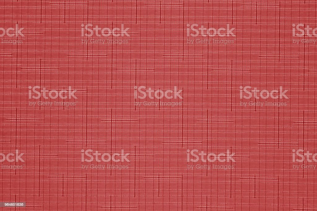 Plastic pattern background in red color. royalty-free stock photo