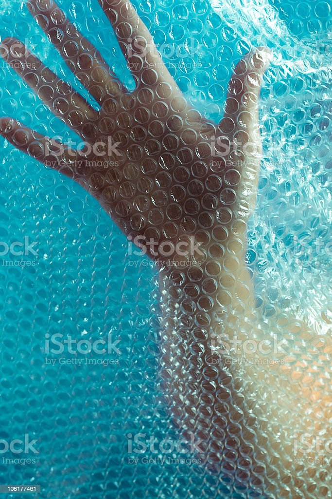 Plastic stock photo
