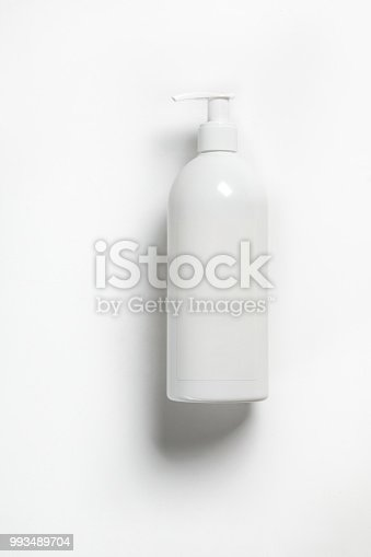 istock Plastic pump bottle dispenser 993489704